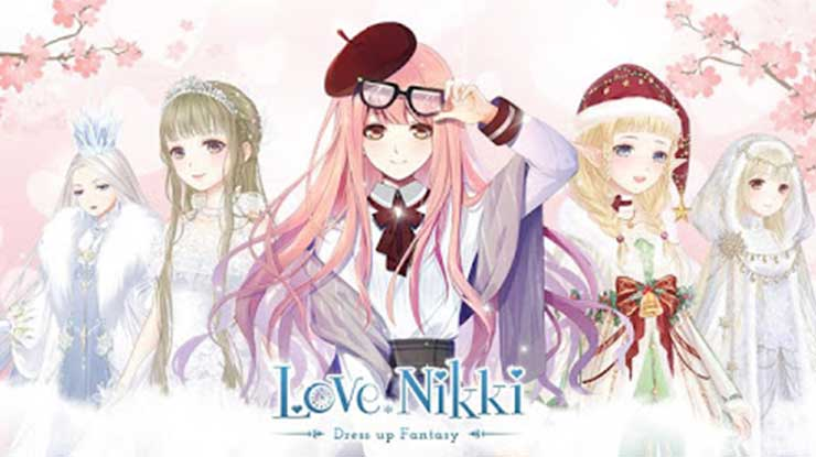 3. Love Nikki Dress Up Fantasy