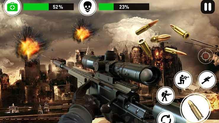 3. Sniper Game Offline