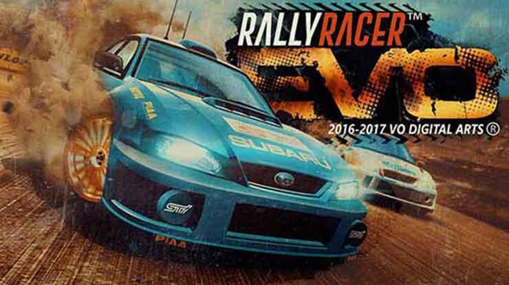 30. Rally Racer EVO