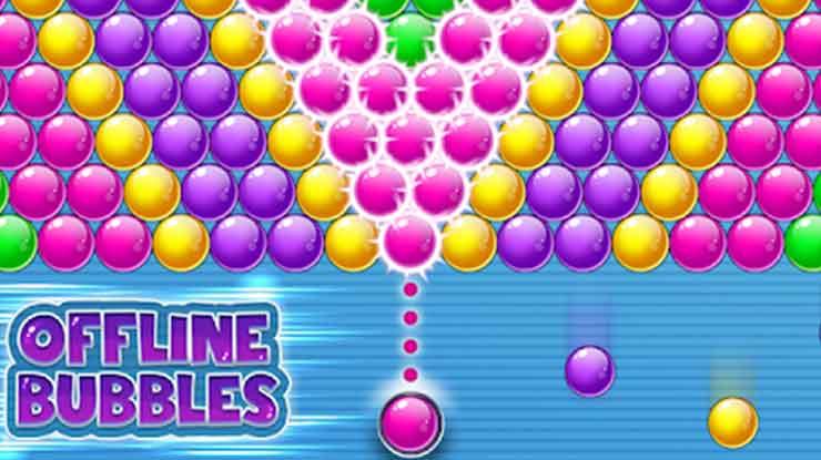 34. Offline Bubbles