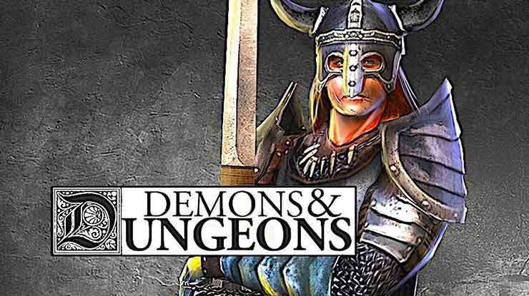 37. Dungeon and Demons