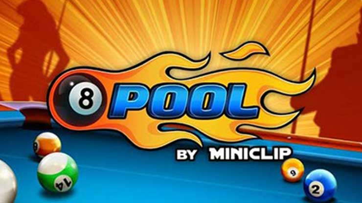38. 8 Ball Pool