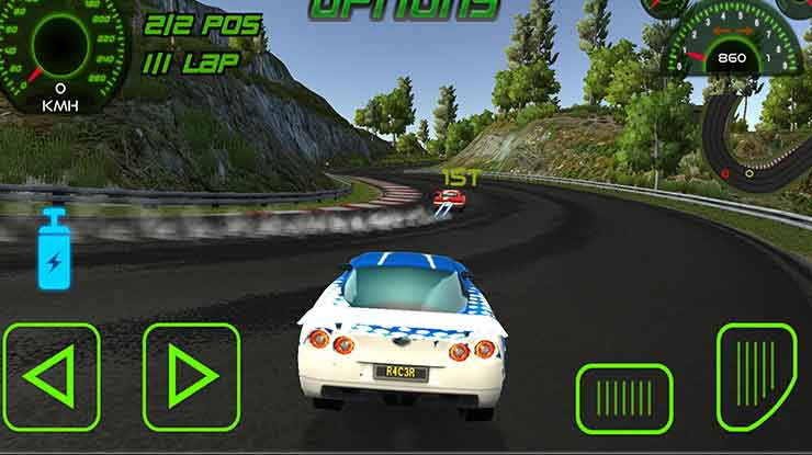 38. Hyper Car Racing Multiplayer
