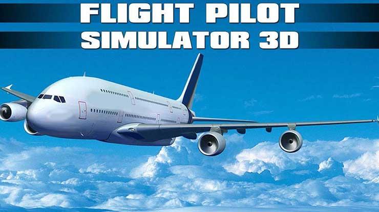39. Flight Pilot Simulator 3D