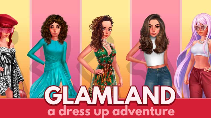 4. Glamdiva Internasional Fashion Stylist Dressup