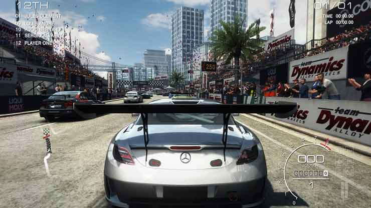 4. Grid Autosport