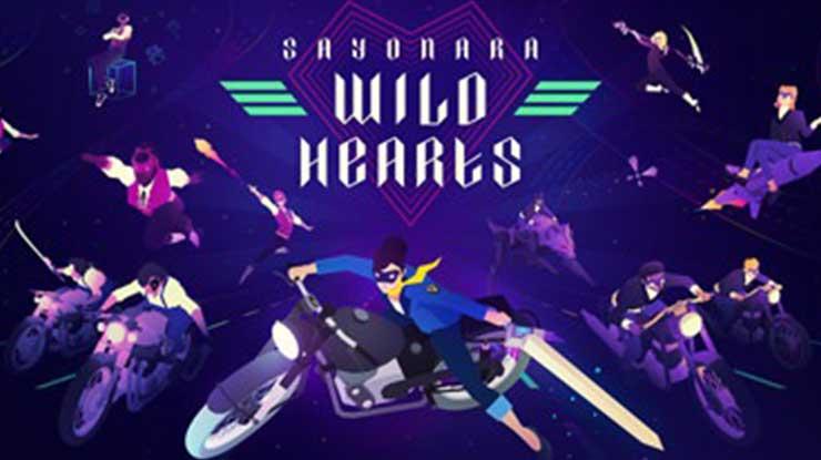 4. Sayonara Wild Hearts