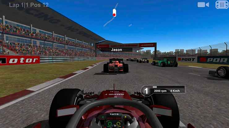 41. Formula Racing