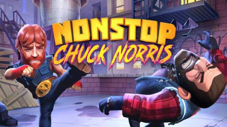 43. Nonsto Chuck Norris
