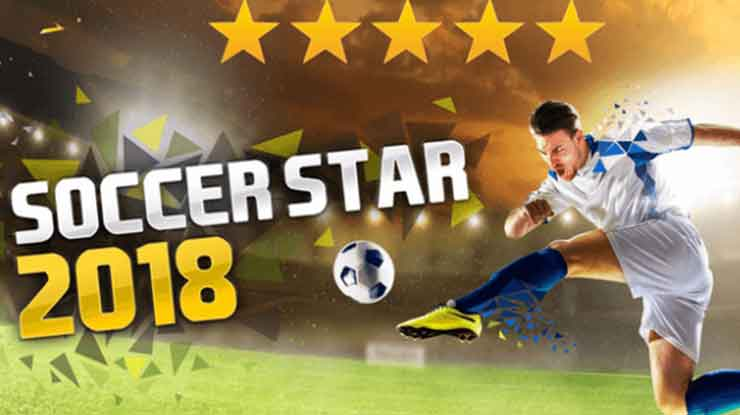 45. Soccer Star