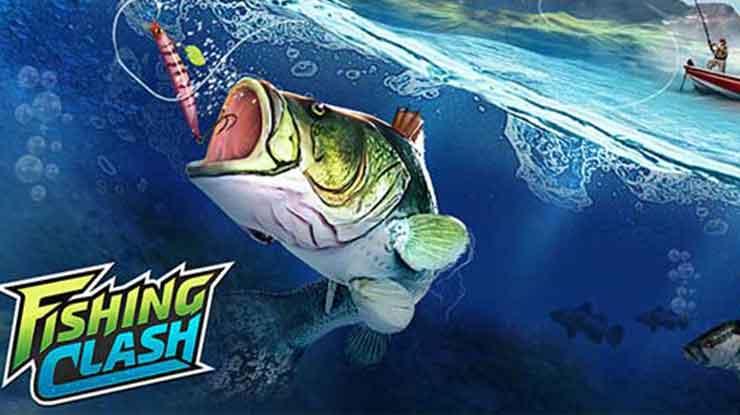 46.Fishing Clash