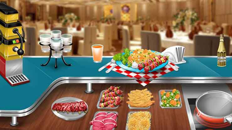 5. Cooking Restaurant Game