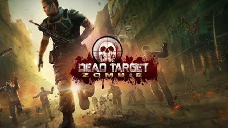 5. DEAD TARGET ZOMBIE PLAGUE