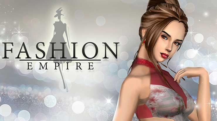5. Fashion Empire Dressup Boutique Sim