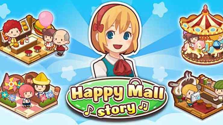 52. Happy Mall Story