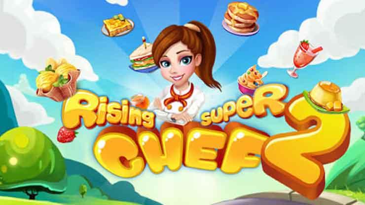 53. Rising Super Chef