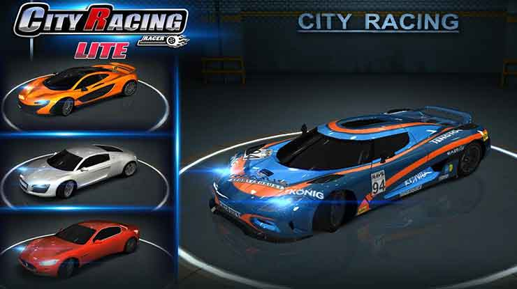6. City Racing Lite