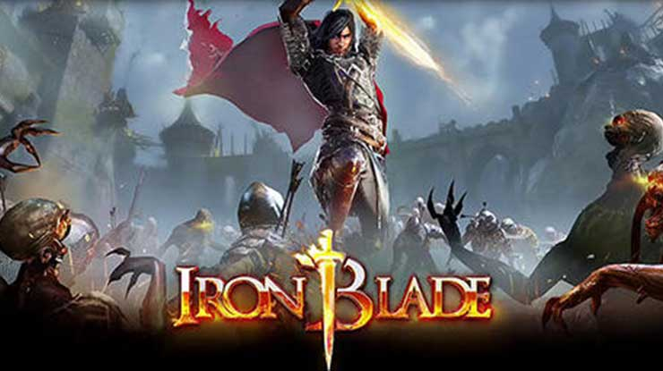 6. Iron Blade