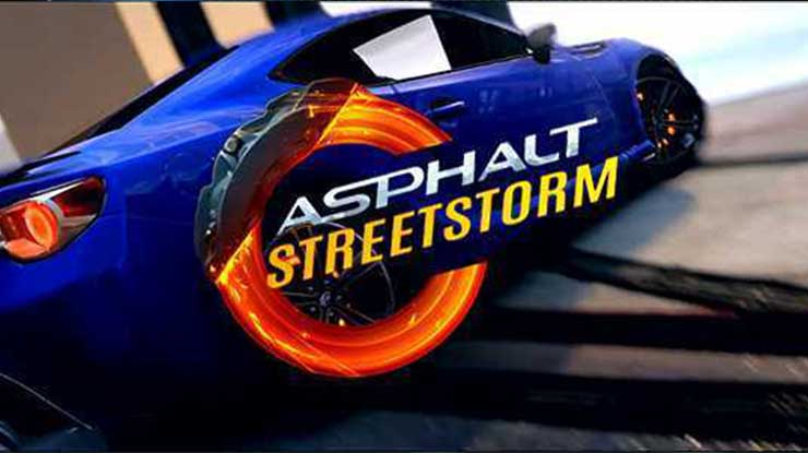 7. Asphalt Street Storm Racing