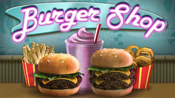 7. Burger Shop Free Cooking Game