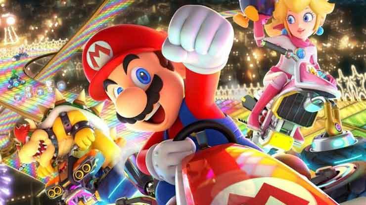 7. Mario Kart Tour