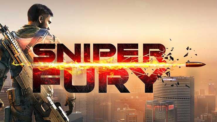 7. Sniper Fury