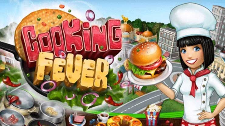 8. Cooking Fever