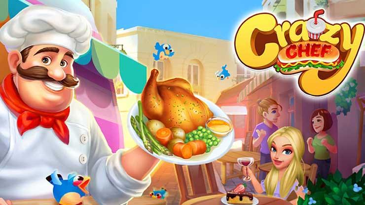 9. Crazy Chef