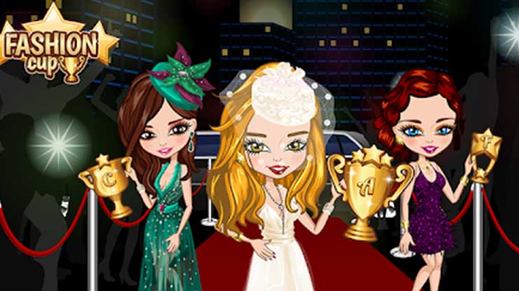 9. Fashion Cup Dress up Duel