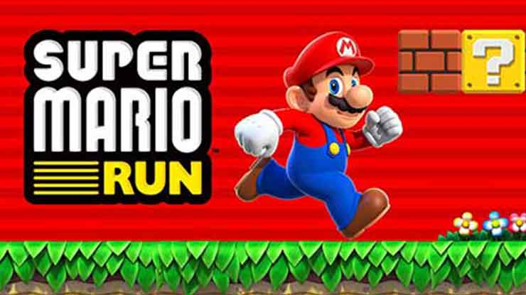 9. Super Mario Run