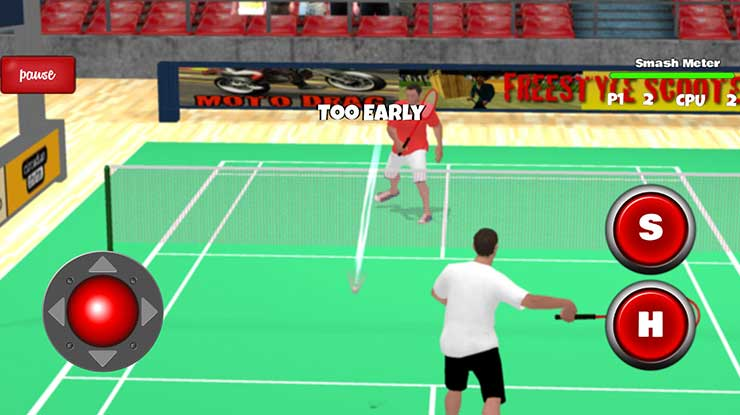 Badminton Games Free