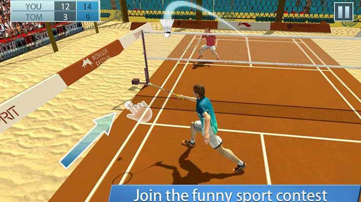 Badminton King 3D