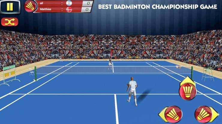 Badminton Super League