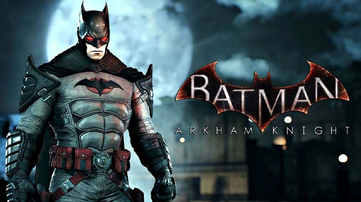 Batman Arkham Knight 1