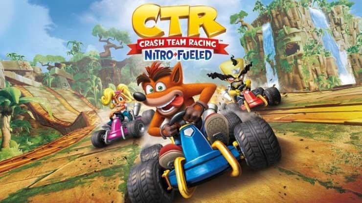 Crash Team Racing Nitro Fueled Reveal