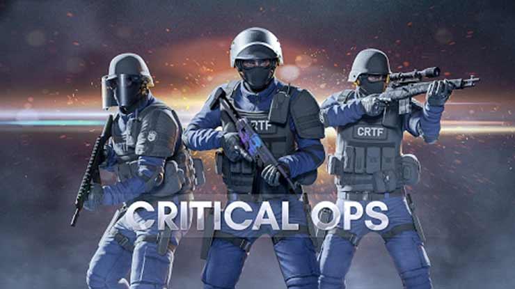 Critical Ops 1