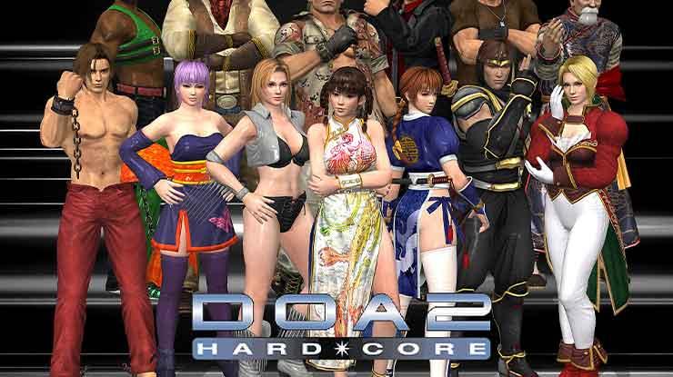 DOA2 Hardcore