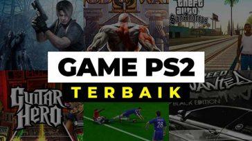 Daftar Game PS2 Terbaik Paling Terbaru