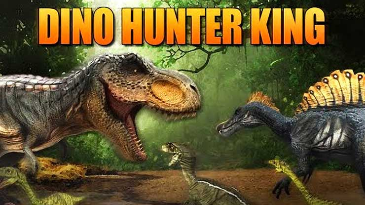 Dino Hunter King