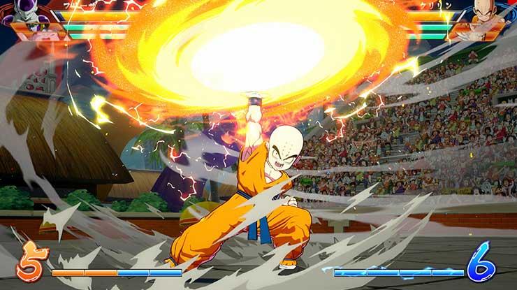 Dragon Ball Fighter Z