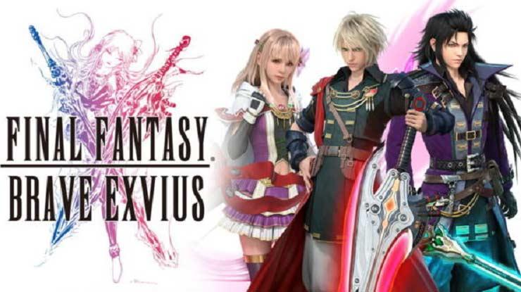 Final Fantasy Brave Exvius 1
