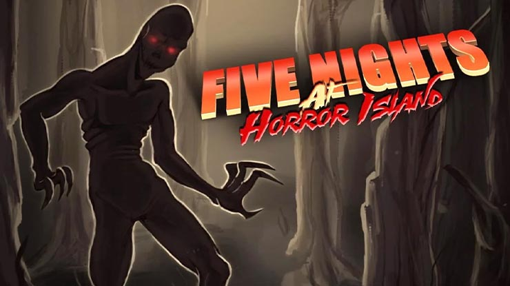 Five Nights At Horror Island