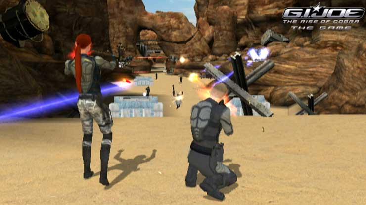 G.I. Joe – The Rise of Cobra