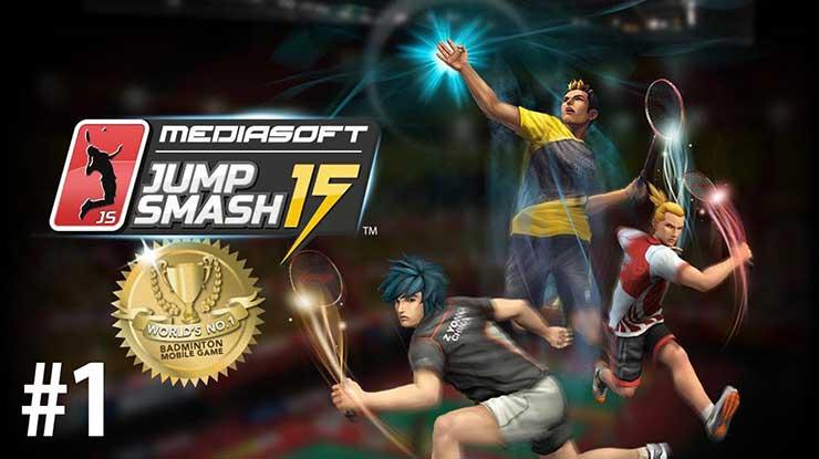 Game Badminton Android Terbaik Offline dan Online