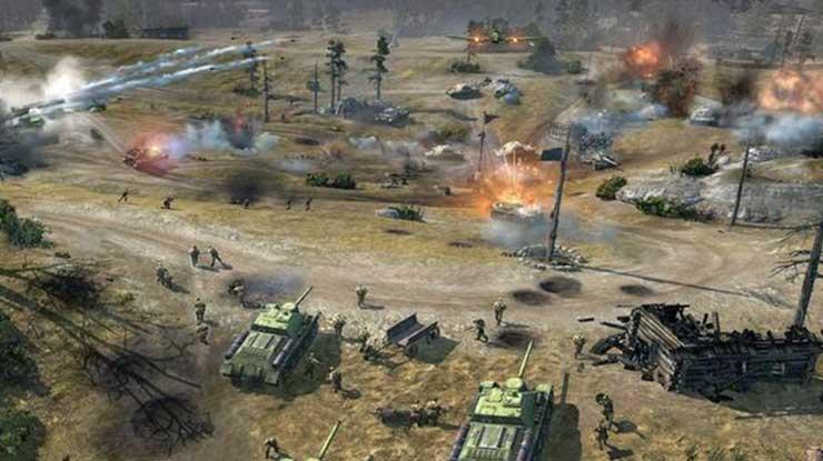 Game Strategi Terbaik PC Sangat Rekomended