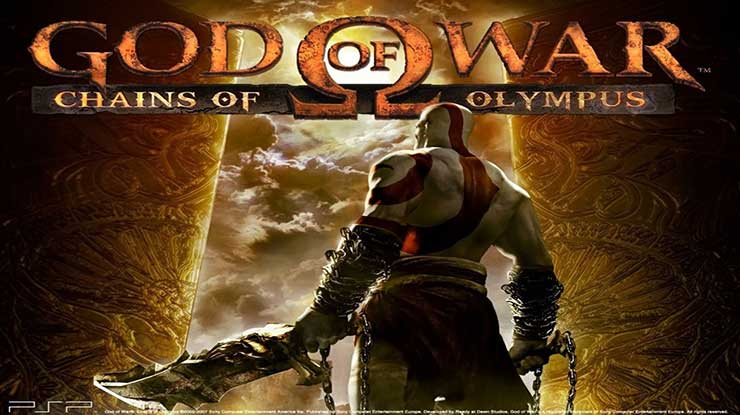 God of War Chain of Olympus
