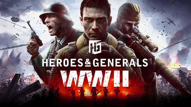 Heroes Generals