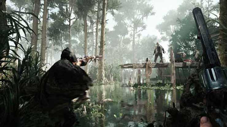 Hunt Showdown
