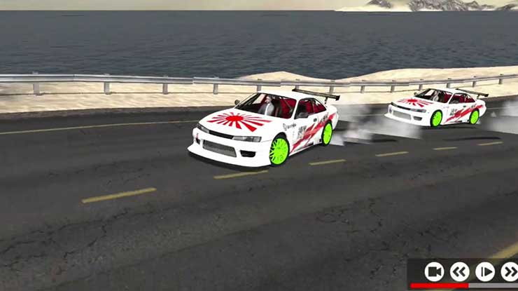 IDBS Drift Racing