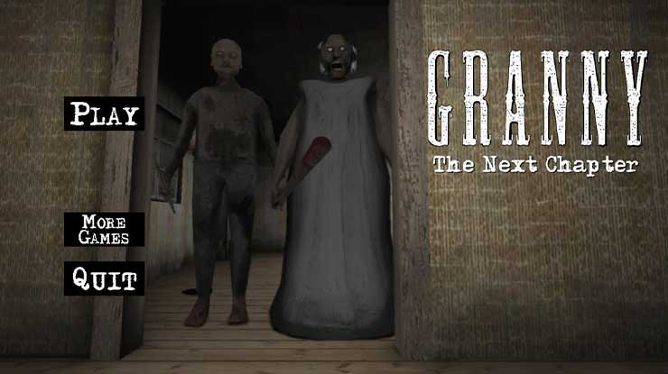 Multiplayer Granny Mod Horror Online Game